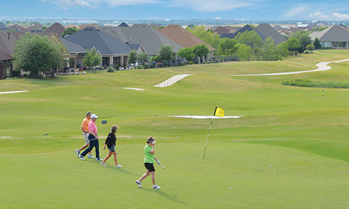 Wildhorse Golf Club Walking Group